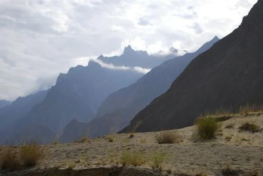 Tajik Mountains